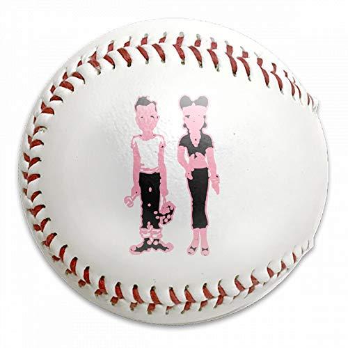 FFMMdog Personalized Custom Greasers Man and Woman Baseball