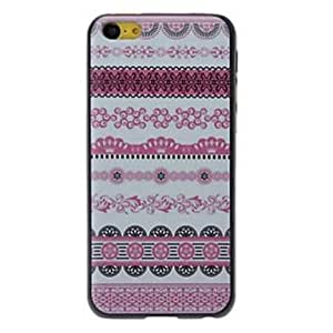 JOE Beautiful Pure and Fresh Style's Stripe Pattern PC Hard Case for iPhone 5/5S
