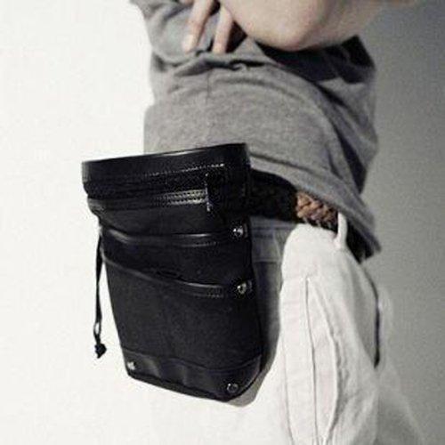 Stylish Canvas Belly Waist Bag Fanny Hip Pack, Outdoor Stuffs