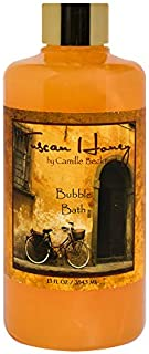 product image for Camille Beckman Bubble Bath, Tuscan Honey, 13 Ounce