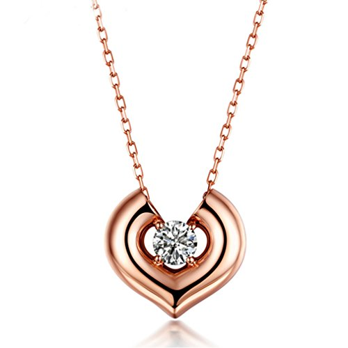 Modern Dance Costumes For Kids Uk (G&T Womens Sterling Silver Necklace Creative Style Collarbone Chain Pendant Necklace(C3))