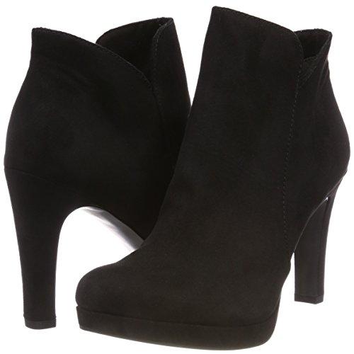 Botines 001 Tamaris Noir Femme 25316 black 4RqwS