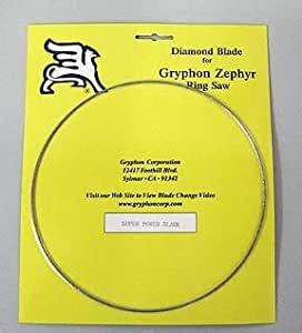 Gryphon Zephyr Separating Blade for Ringsaw
