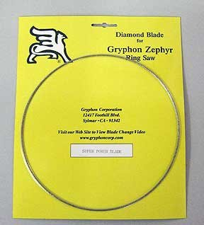 Blade Gryphon (Gryphon Zephyr Separating Blade for Ringsaw)