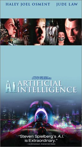 A.I. Artificial Intelligence [VHS]