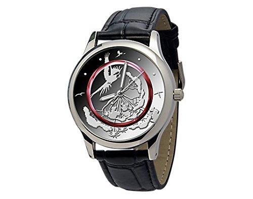 Leder Armbanduhr Tropische Zone Mit Passendem Design Zur Neuesten 5