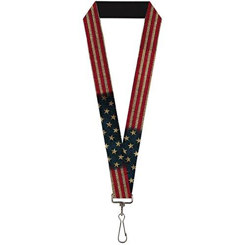 Lanyard Usa - Buckle-Down Lanyard - United States