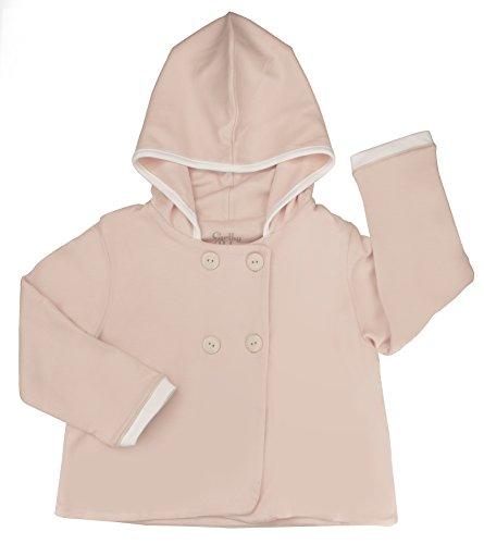 Keep me cozy organic pima cotton baby coat (12-18 months, Organic (Pima Cotton Coat)