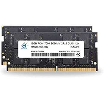 Memory PC3-12800 SODIMM For Alienware Laptop 13 NEW 16GB 2x8GB