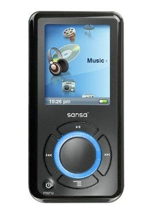 sandisk sansa e280 8gb mp3 video player amazon co uk audio hifi rh amazon co uk Sansa Sandisk Manual 4GB Sansa Sandisk Manual 4GB