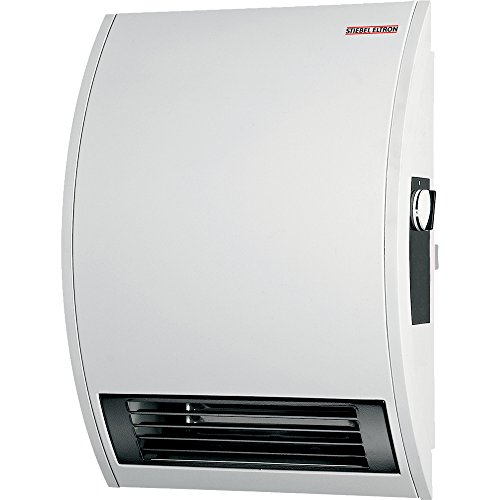 Stiebel Eltron CK 20E 240-Volt 2000-Watts Wall Mounted Electric Fan (Bathroom Wall Heaters)