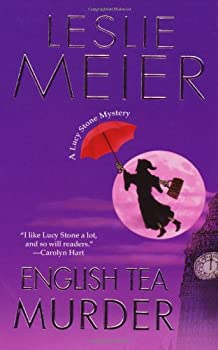 English Tea Murder 0758229313 Book Cover