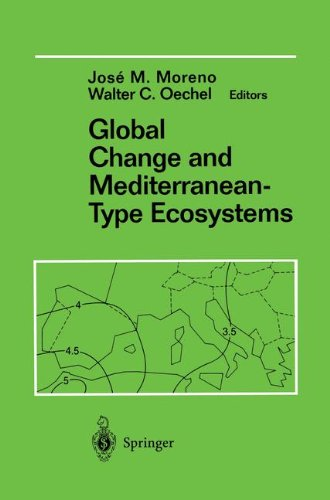 Global Change and Mediterranean-Type Ecosystems (Ecological Studies) (Vol (Carbon Express Type)
