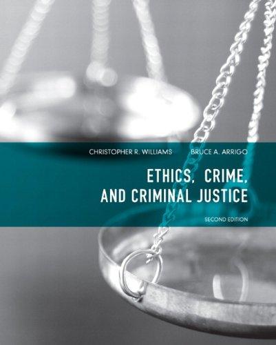 Ethics Crime,+Criminal Justice