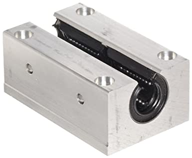 UP TO 2 SETS NEW 20MM THOMSON LINEAR ROD W OPEN BEARING SETS