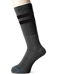 New Stance Men's Joven Sock Cotton Nylon Spandex Black
