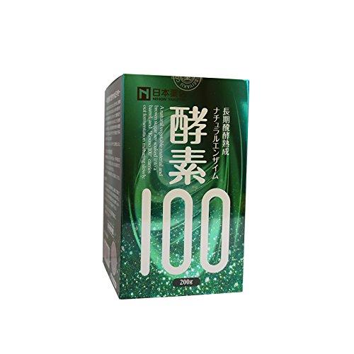日本薬店 酵素100 3年発酵 200g 日本製 (3) B07BZ6ZZQR 3