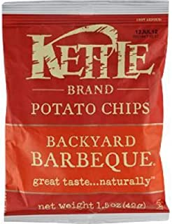 product image for Kettle Brand Potato Chips, Backyard BBQ 1.5 oz. (Pack of 24)