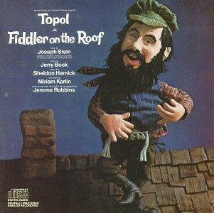 Fiddler On The Roof (Original London Cast)