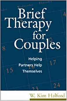 Book Brief Therapy for Couples: Helping Partners Help Themselves