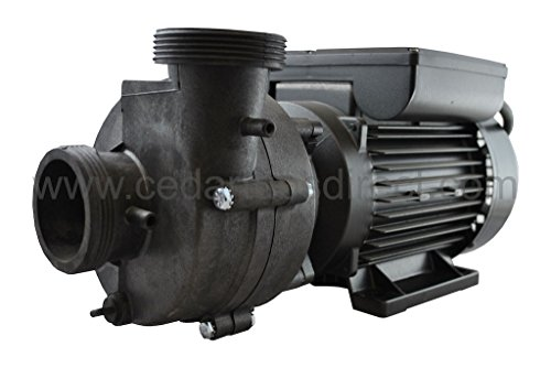 3 HP Spa Pump - UltraJet Ultimax 220-240 VAC 50 Hz - Europe (Pump Ultimax Spa)