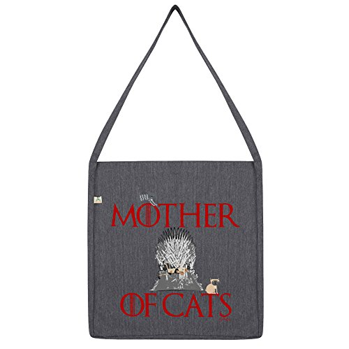Twisted Bag Envy Bag Of Cats Tote Grey Tote Twisted Dark Mother Cats Of Mother Envy rSCqwa5rn