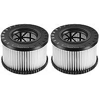 DEWALT DWV9330 Replacement HEPA Filter for DWV010, 2-Pack ,,#id(roainn it#117351470195259