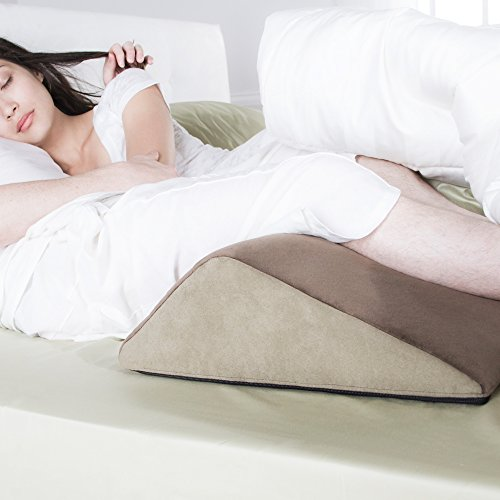 Avana Kind Bed Orthopedic Support Pillow Comfort System, Cloud/Camel, Complete Comfort System by Avana (Image #5)