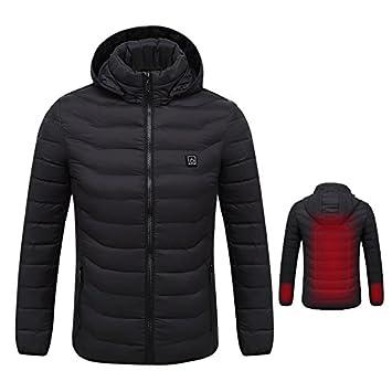 NON ROCK Elektrische Heizungs Jacken Jacke angetrieben durch