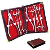 9 piece small piercing tool case.