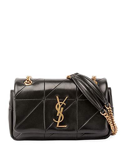 fa607b8534 Saint Laurent Jamie Monogram YSL Small Diamond-Quilted Chain Shoulder Bag  Made in Italy: Handbags: Amazon.com