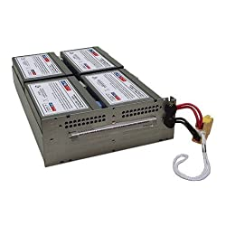 Replacement Battery Cartridge for APC Smart-UPS 1500VA LCD RM 2U SMT1500RM2U