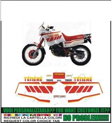 Emanuel & Co XT 600 Z TENERE 1990 3AJ - Pedal, Color Blanco: Amazon.es: Coche y moto