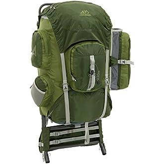 External-frame Backpacks