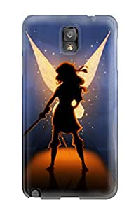 Lucas B Schmidt's Shop Cheap Ideal Case Cover For Galaxy Note 3(the Pirate Fairy), Protective Stylish Case N2VFW8OPMOWNAOOR