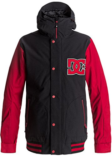 DC DCSAA Men's DCLA 10k Water Proof Insulated Snowboard Jacket