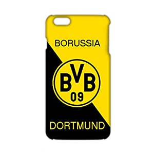 Borussia Dortmund Logo 3D Phone Case for iPhone 6 Plus