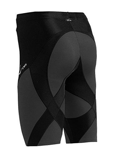 CW-X Conditioning Wear Men's Pro Shorts, Black, Small by CW-X (Image #3)