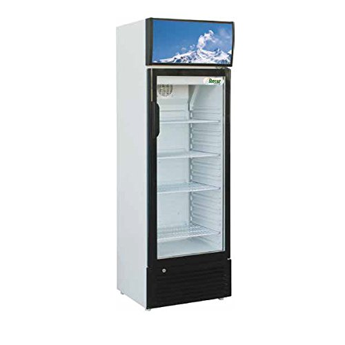 Nevera vitrina a columna 290 LT. - Armario Refrigerato: Amazon.es ...