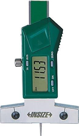 "0-1/""//0-25mm Insize Electronic Digital Depth Gauge 1145-25A"