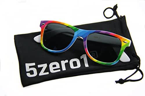 5Zero1 80's Women Men Classic Fashion Party Wedding Sunglasses