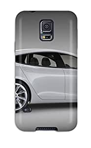 Defender Case With Nice Appearance (tesla Model S 31) For Galaxy S5 wangjiang maoyi