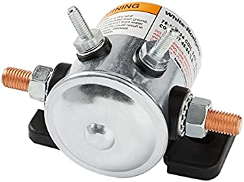 Emerson 70-117224 24V 50 Amp DC Power Solenoid