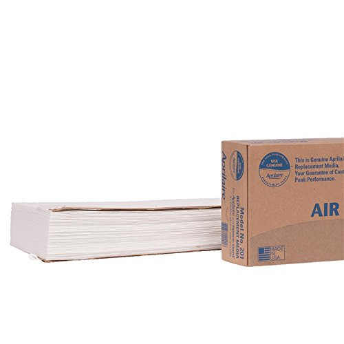 Aprilaire 201 Air Filter for Air Purifier Models, 2200 and 2250; Pack of 4 by Aprilaire