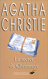 Le secret de Chimneys, Christie, Agatha