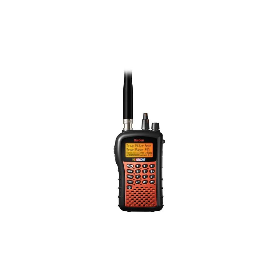 Uniden SC230 Scanner featuring Pre Programmed NASCAR / Busch Frequencies Electronics