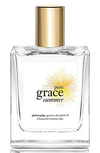 Philosophy Pure Grace Summer Eau De Toilette Spray - 2 oz