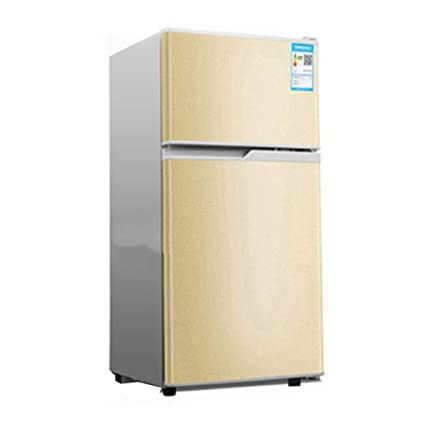 Amazon.es: Refrigerador de Doble Puerta refrigerado y congelado ...