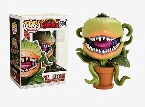Funko Pop Movies: Little Shop of Horrors - Audrey Ii (Styles May Vary) Collectible Figure, Multicolor -