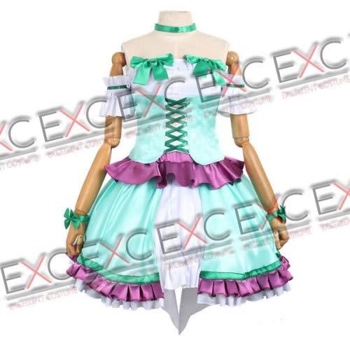 【コスプレ】BanG Dream!(バンドリ) 大和麻弥(やまとまや) Pastel*Palettes 風 コスプレ衣装 女性用M
